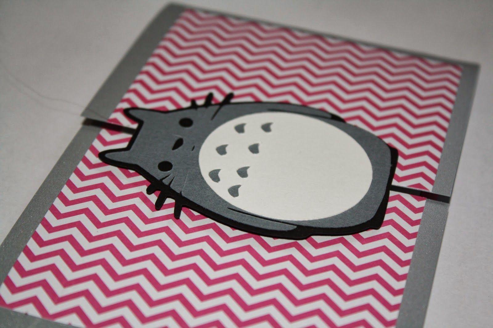 R R Creations totoro BIRTHDAY INVITE IDEAS Pinterest Totoro