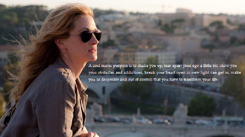 Famous Quotes Eat Pray Love. QuotesGram