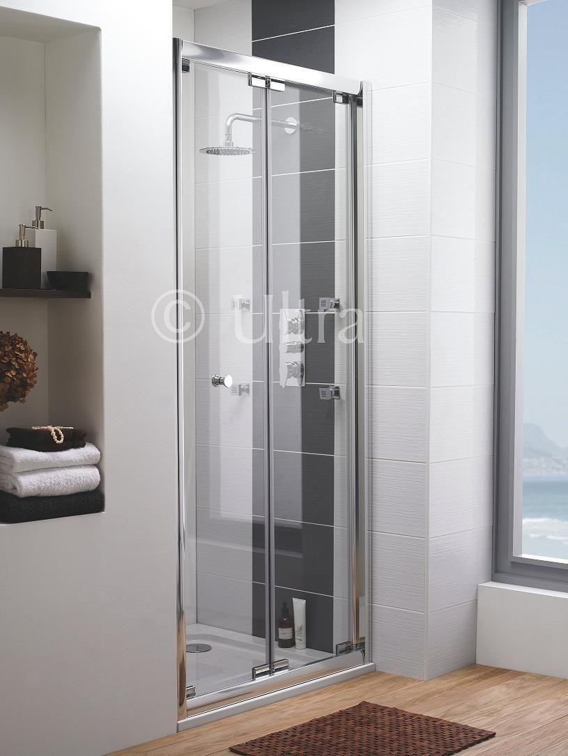 Ultra Roma Bi Fold Shower Door For The Home Pinterest Shower