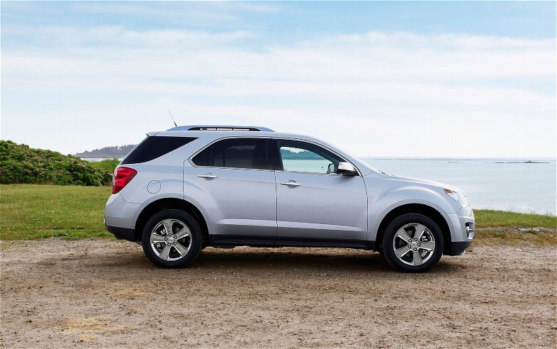 2013 Chevrolet Equinox Photo Gallery Motor Trend Chevy Equinox