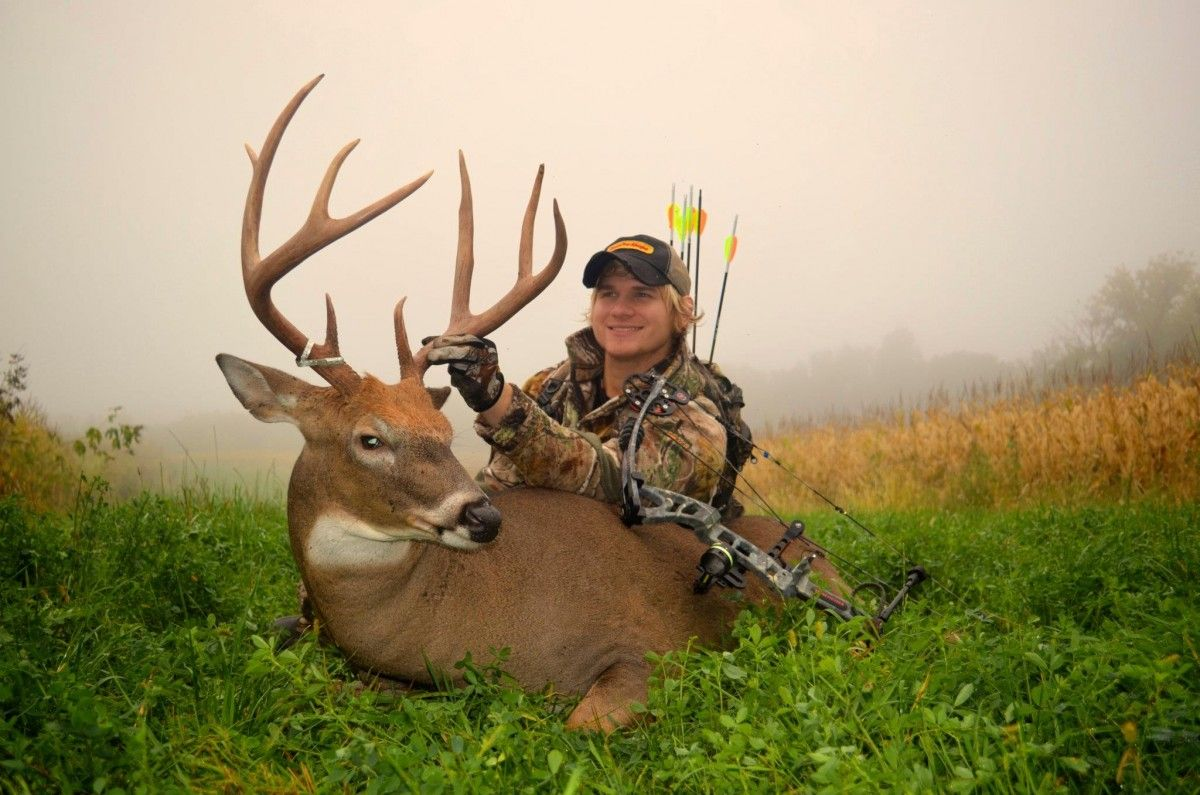 Trophy Pics That Tick People Off Legendary Whitetails