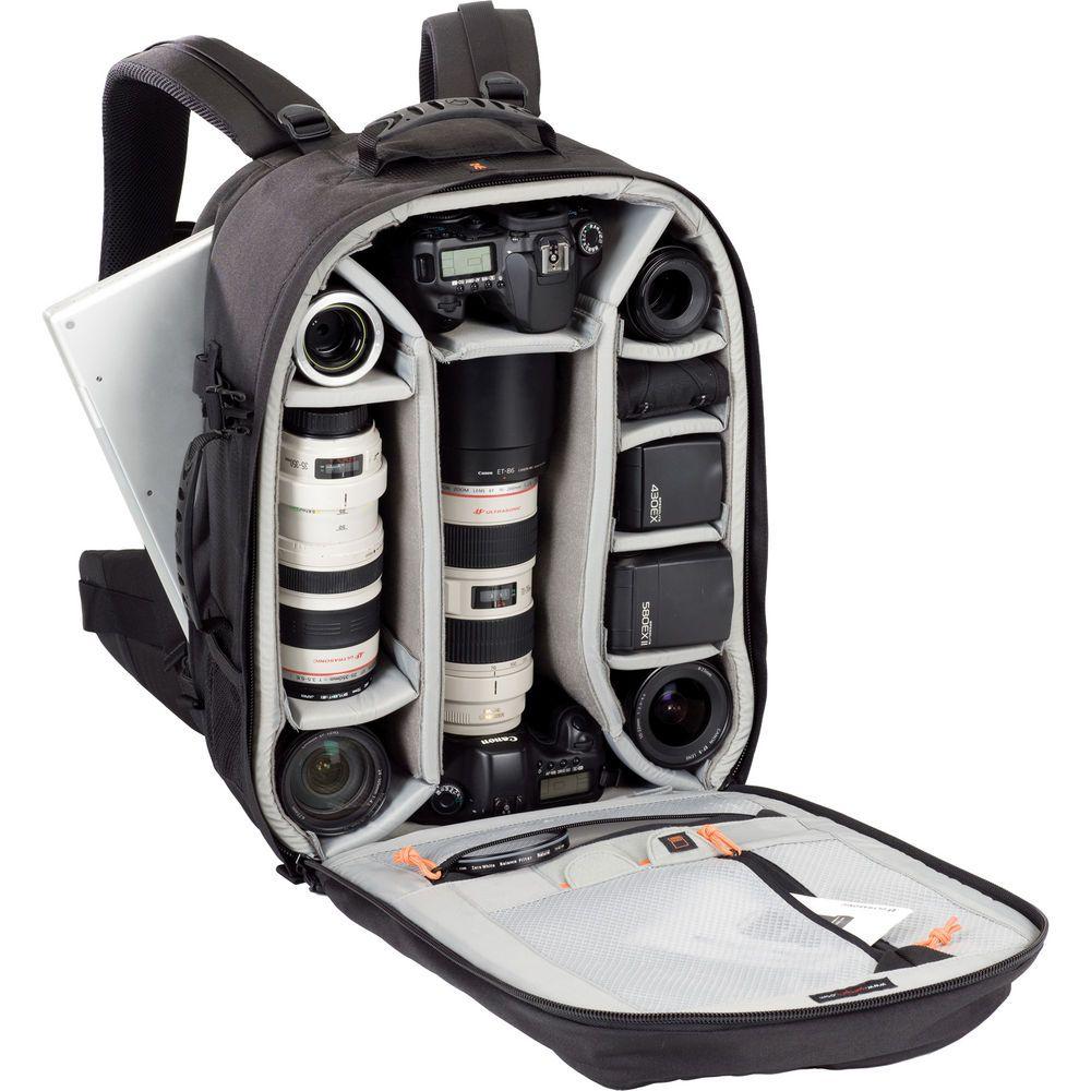 Lowepro Pro Runner 450 AW Backpack LP36145 B&H Photo Video