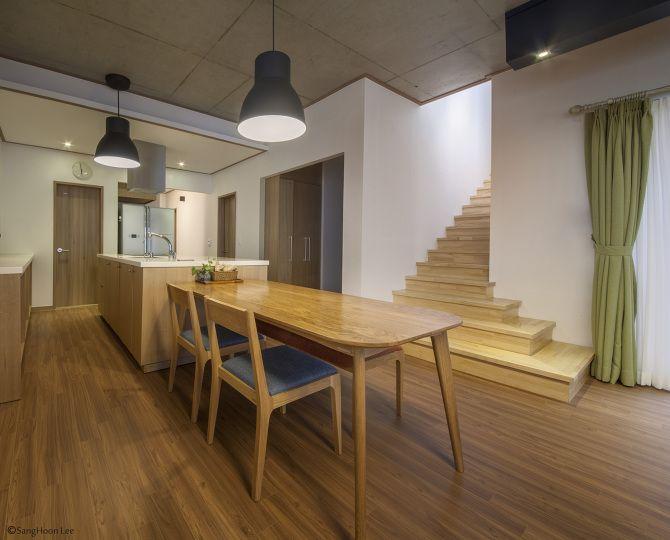 Munbong House Interior - d.insite | Housing INTERIOR | Pinterest ...
