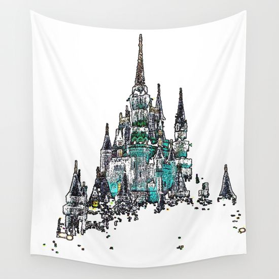 Picture Disney Tapestry Designs Collections