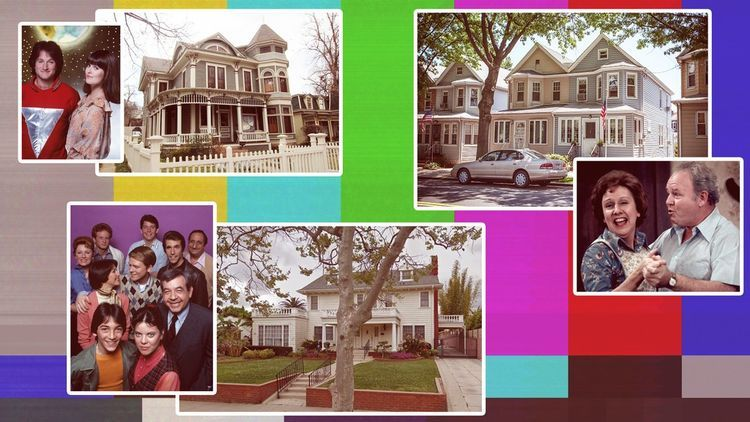 The 'Brady Bunch' Treatment: 4 Actual Sitcom Houses We'd Like to See Renovated Next #bradybunchhouse