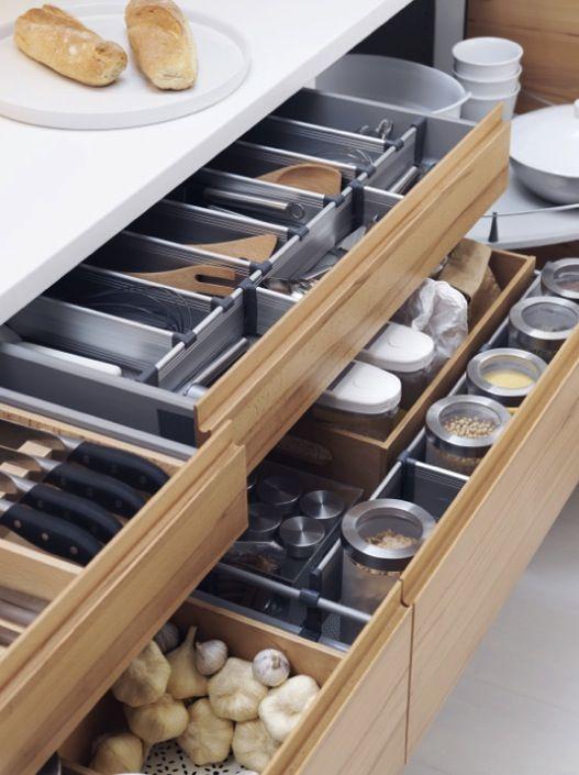 INTERIØRTIPS Kjøkkenoppbevaring på hytta_17 | Kitchen | Pinterest