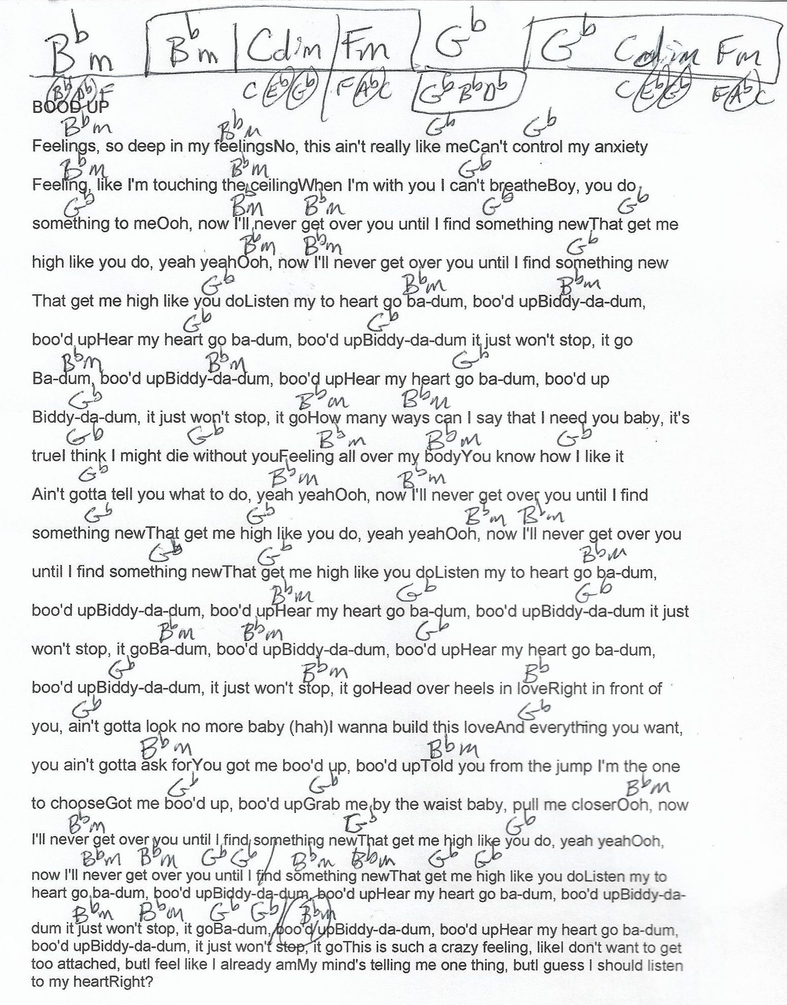 Imgenes De Ill Never Get Over You Lyrics And Chords
