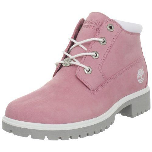 light pink shoes for safetygirl steel toe