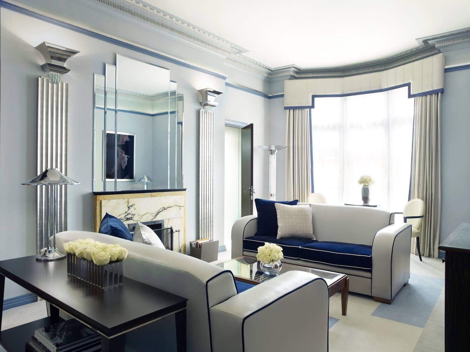 Art Deco - My Ideal Living Room!!