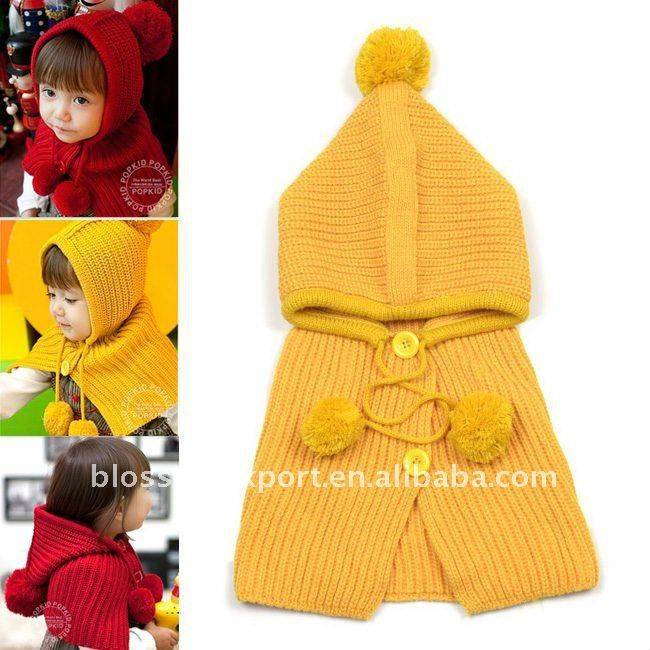 Bufandas de crochet para niños , Imagui