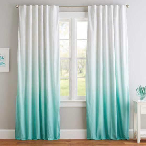 Ombre Blackout Curtain