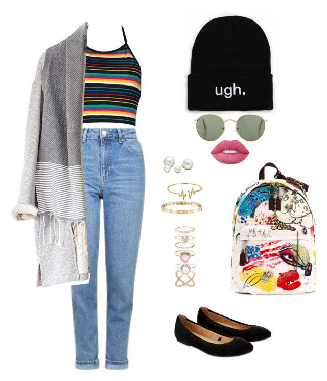"""""""Untitled #244"""" by n-abagnale on Polyvore featuring Accessorize, Marc Jacobs, Topshop, Lime Crime, Allurez, Bling Jewelry and Cartier"""