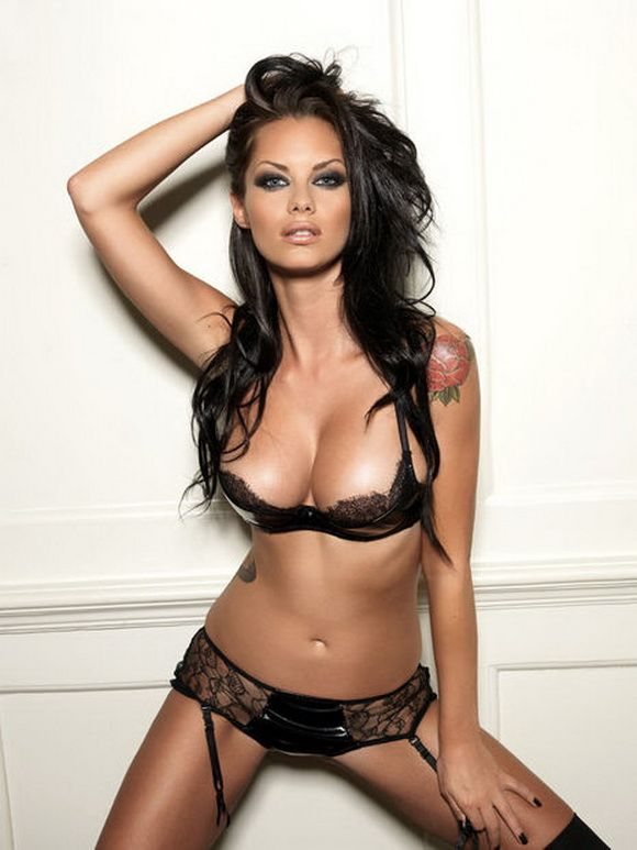 Jessica jane clement hot lingerie
