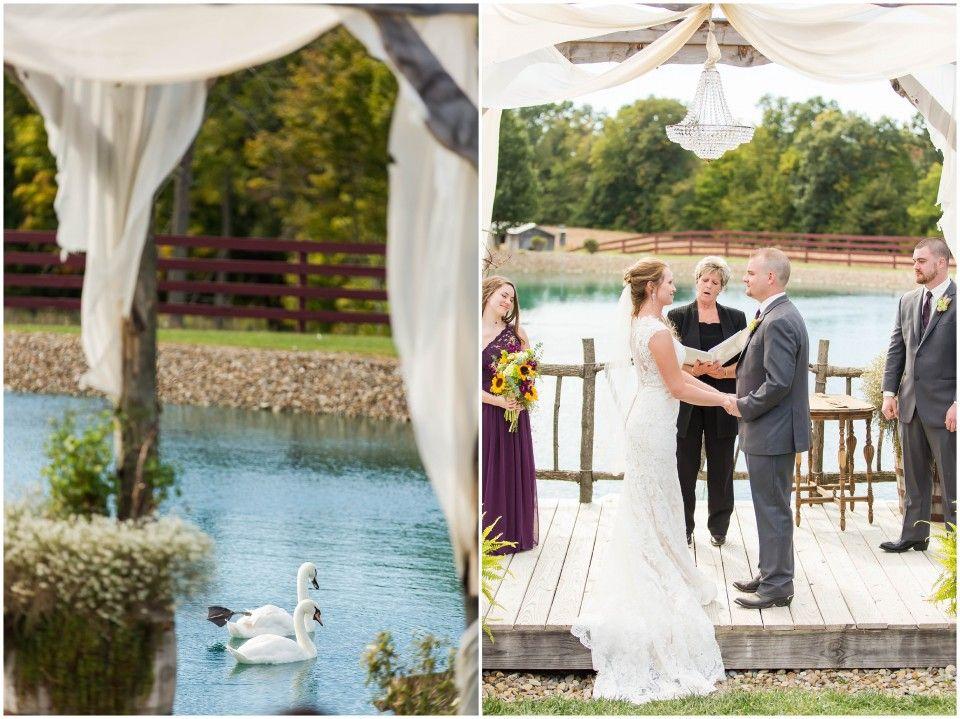 Fall Peacock Ridge Wedding Rustic Wedding Venues Wedding