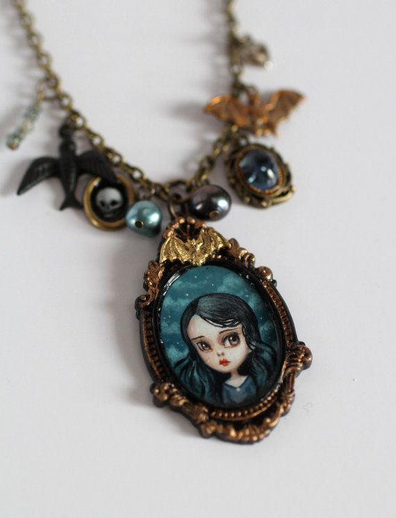 necklace by Mab Graves