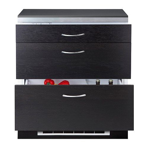 Frostig Sc155 2 Drawer Fridge Ikea 5 Year Guarantee Read