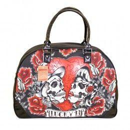 Los Amantes Travel Bag