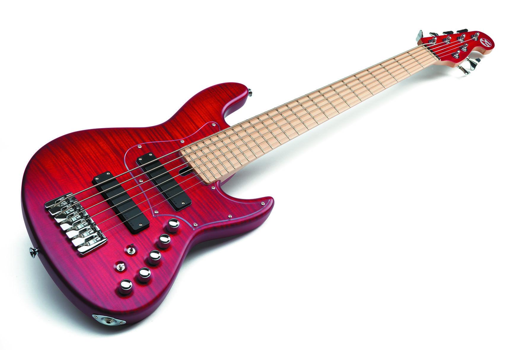 Maruszczyk Elwood L6a-24 Red Custom