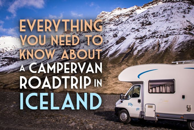 I find campervans charming. Being totally free to wander a place without worrying about hotel reservations makes the campervan an ideal way to explore Iceland. The Hubs and I rented a double-decker in New Zealand, enjoying the same freedom. All the romance of having your bed on wheels doesn't mean there's no work. I went to Iceland for...