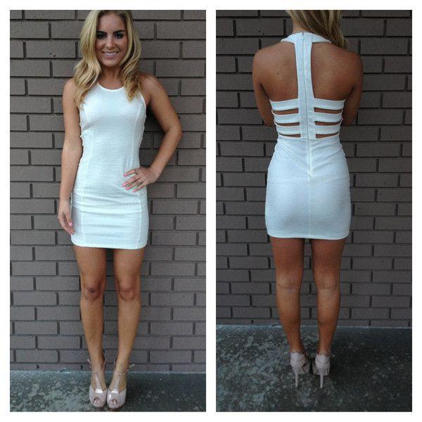 Summertime fine dresses