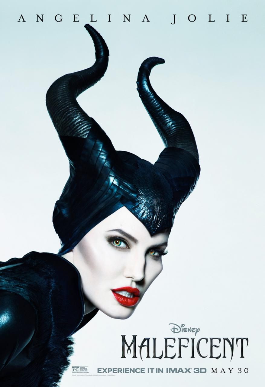 The New Maleficent Posters Are Magical Maleficent Majic