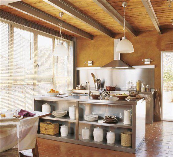 14 cocinas con isla, 14 cocinas muy prácticas · ElMueble.com ...