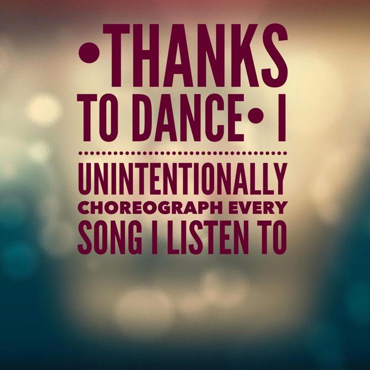 Dancer Problems !