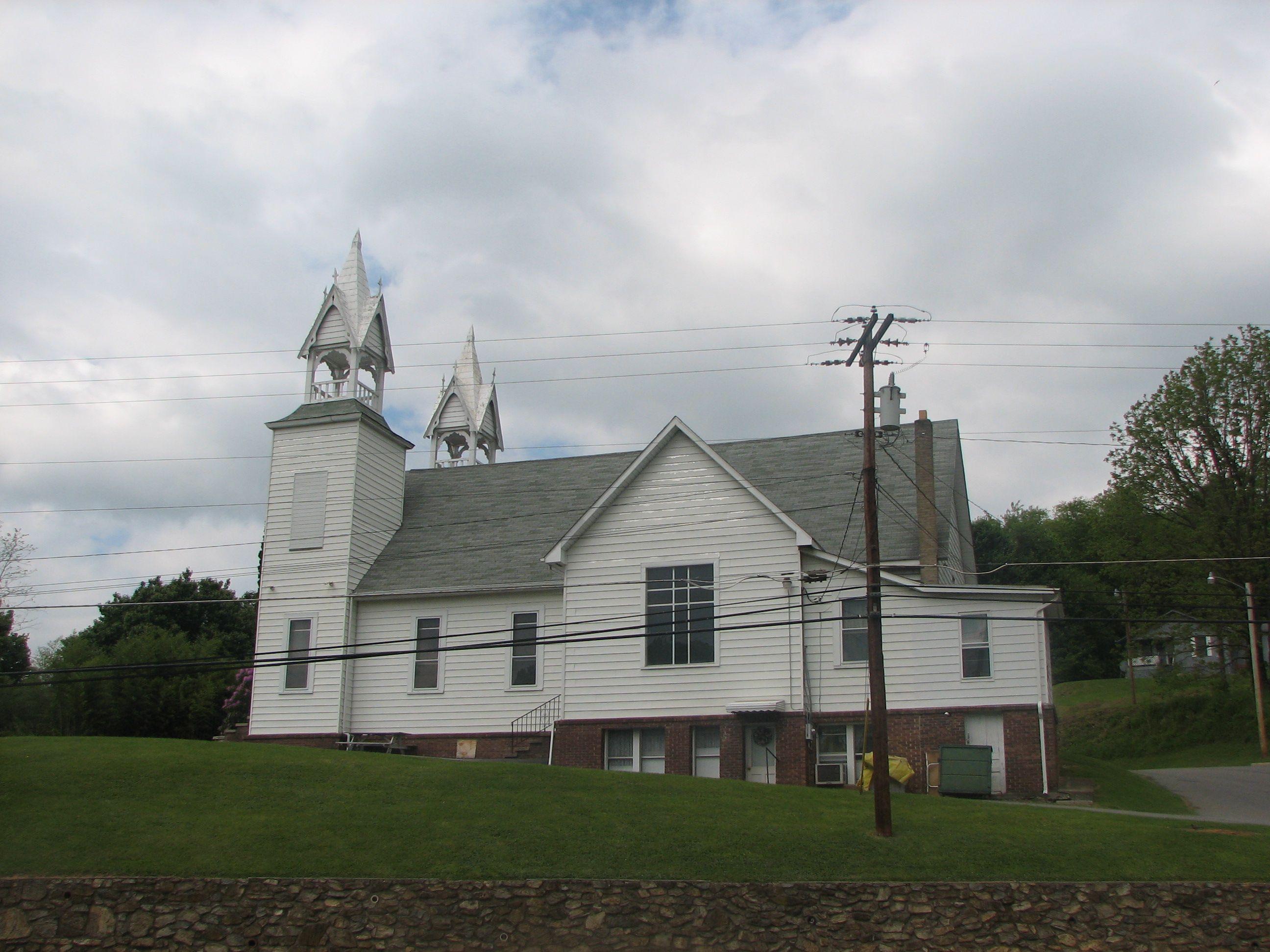 Mt Olive Church,Waynesville,NC