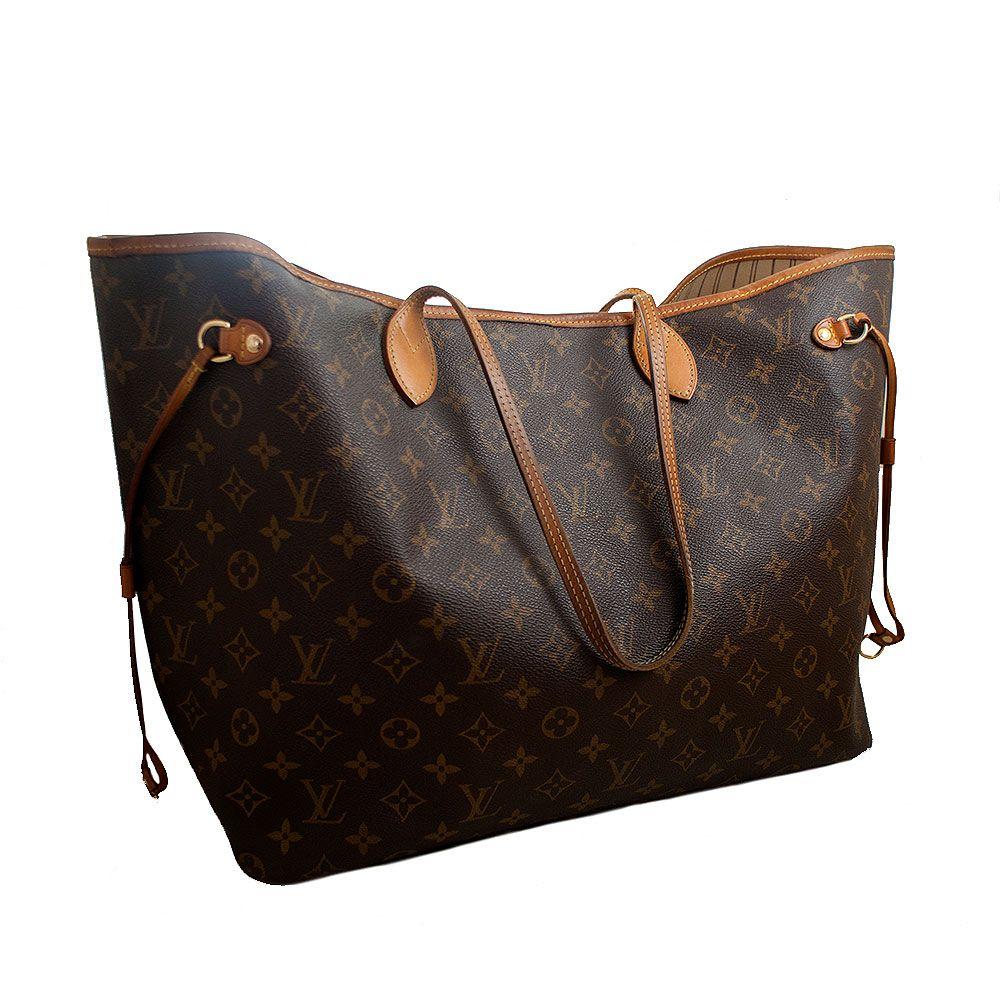 dfc38e0820 Bolsa Neverfull Monogram GM | Bags Bags Bags | Bolsas da moda ...