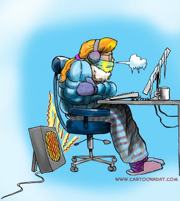 Brrrr Just How I Feel In Oh Lol Cold Weather Funny Work Cartoons Cold Humor
