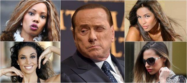 Informazione Contro!: Olgettine, il tariffario di Berlusconi per mentire...