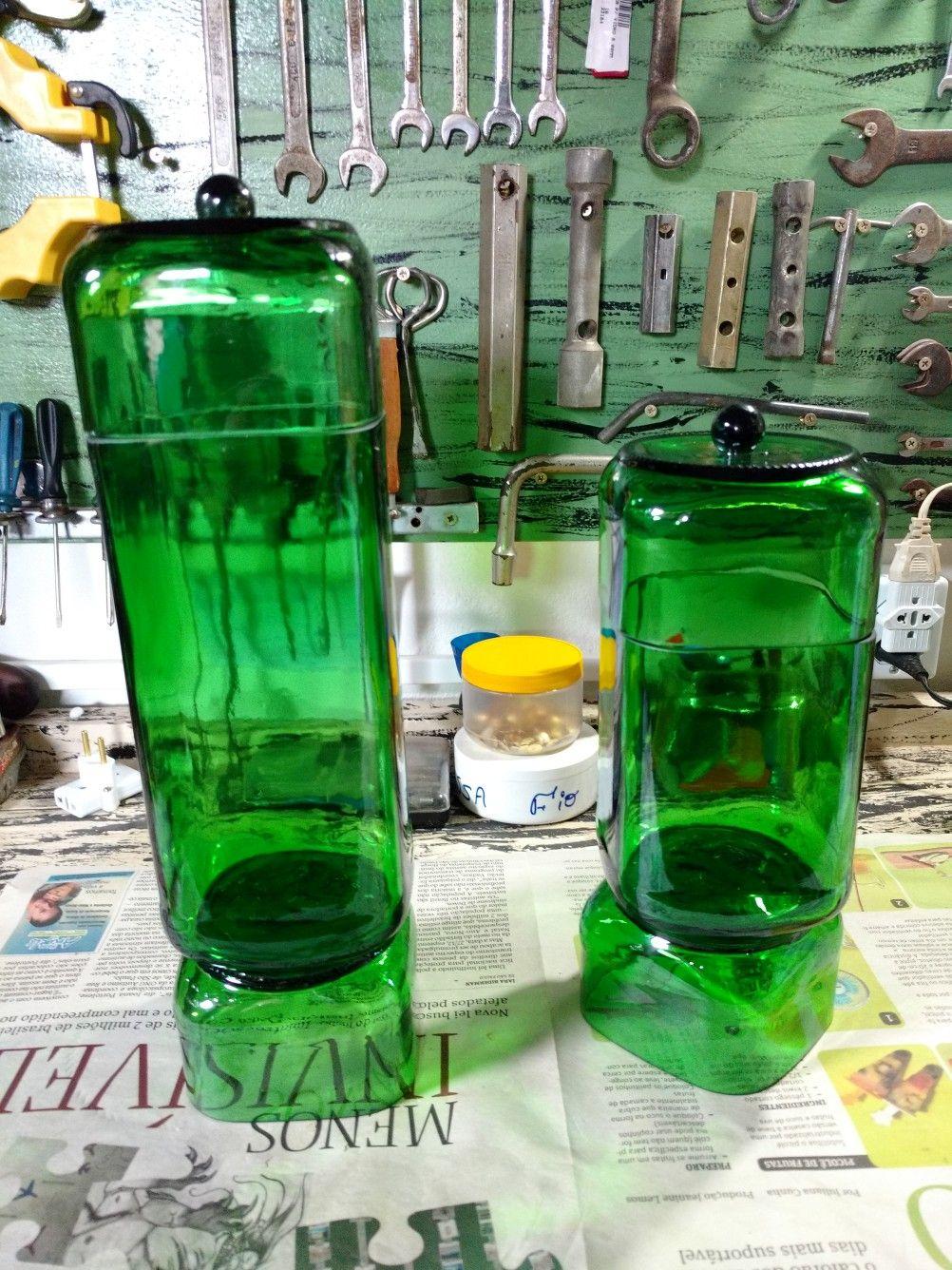 Garrafa De Suco De Uva Aurora Reciclado Com Imagens Garrafa