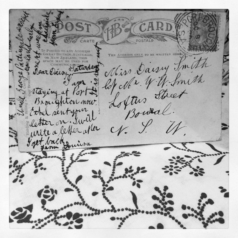 Vintage Postcard Vintage Postcard Postcard Cards