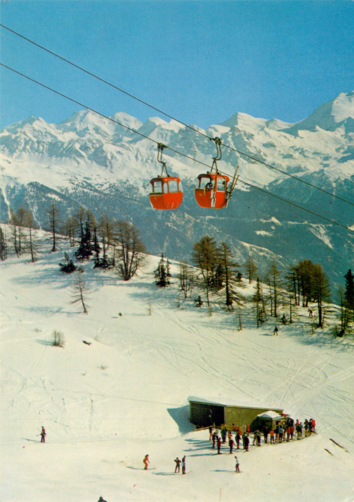 Crans Montana Tlcabine Cry dErr 1997 Editions CRA Sierre