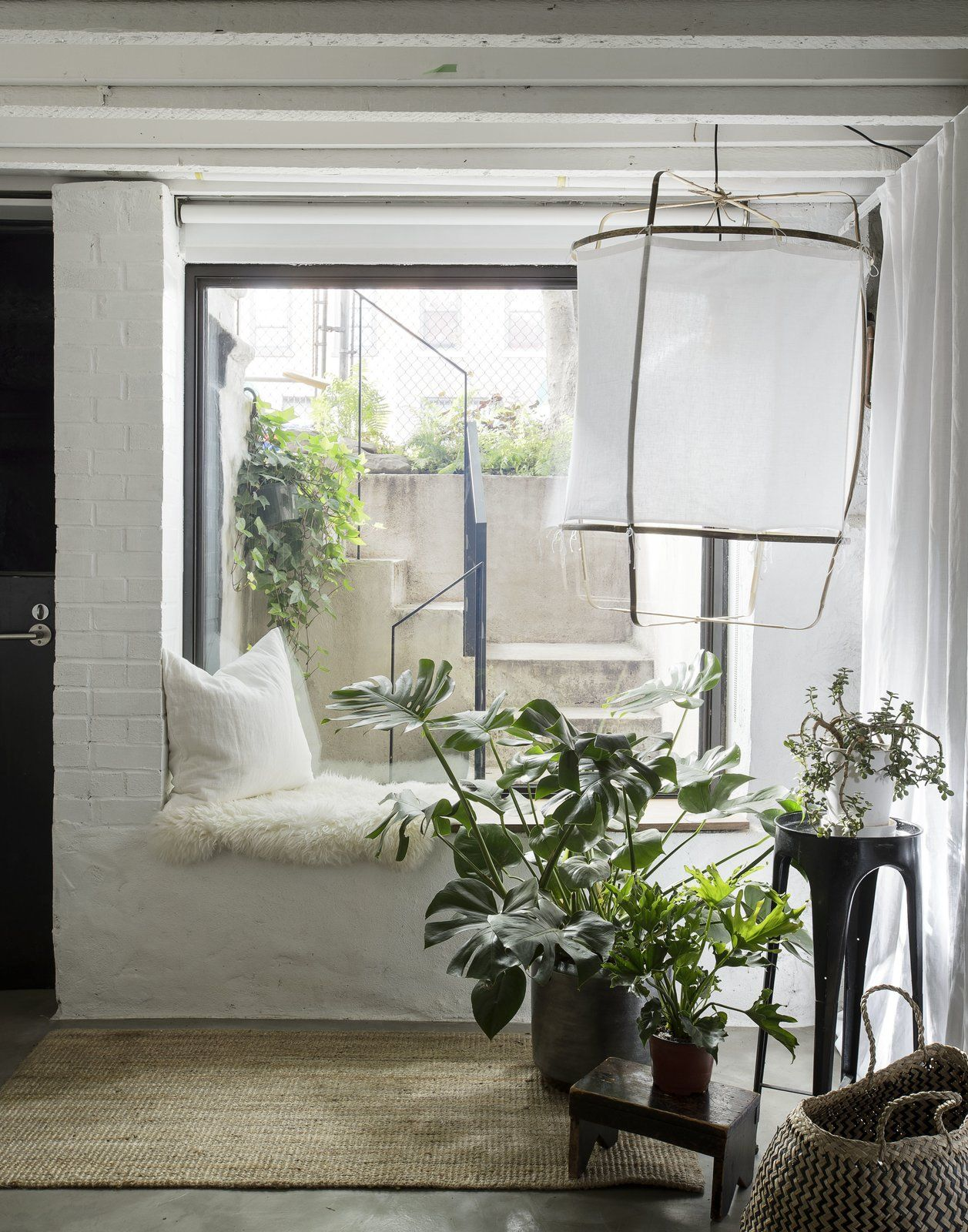 Window nook decorating ideas  pin by heather frasch on ideas for the garden  pinterest  mudroom