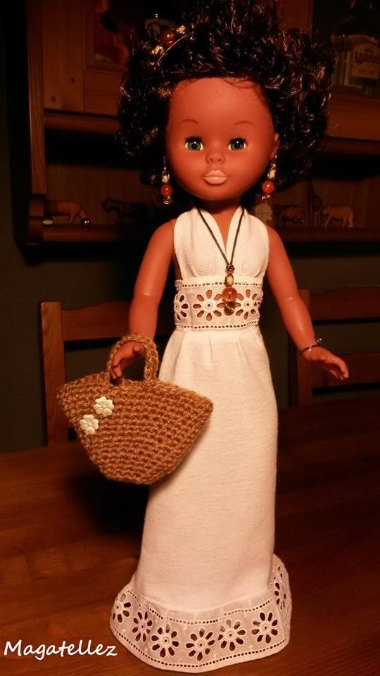 Como hacer un vestido largo blanco