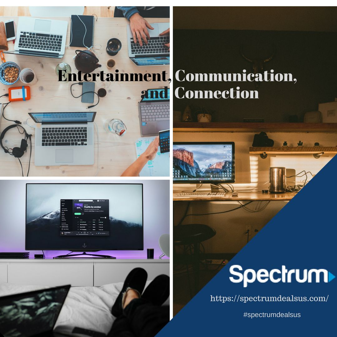 It's a onestop shop for all! Call us. spectrum