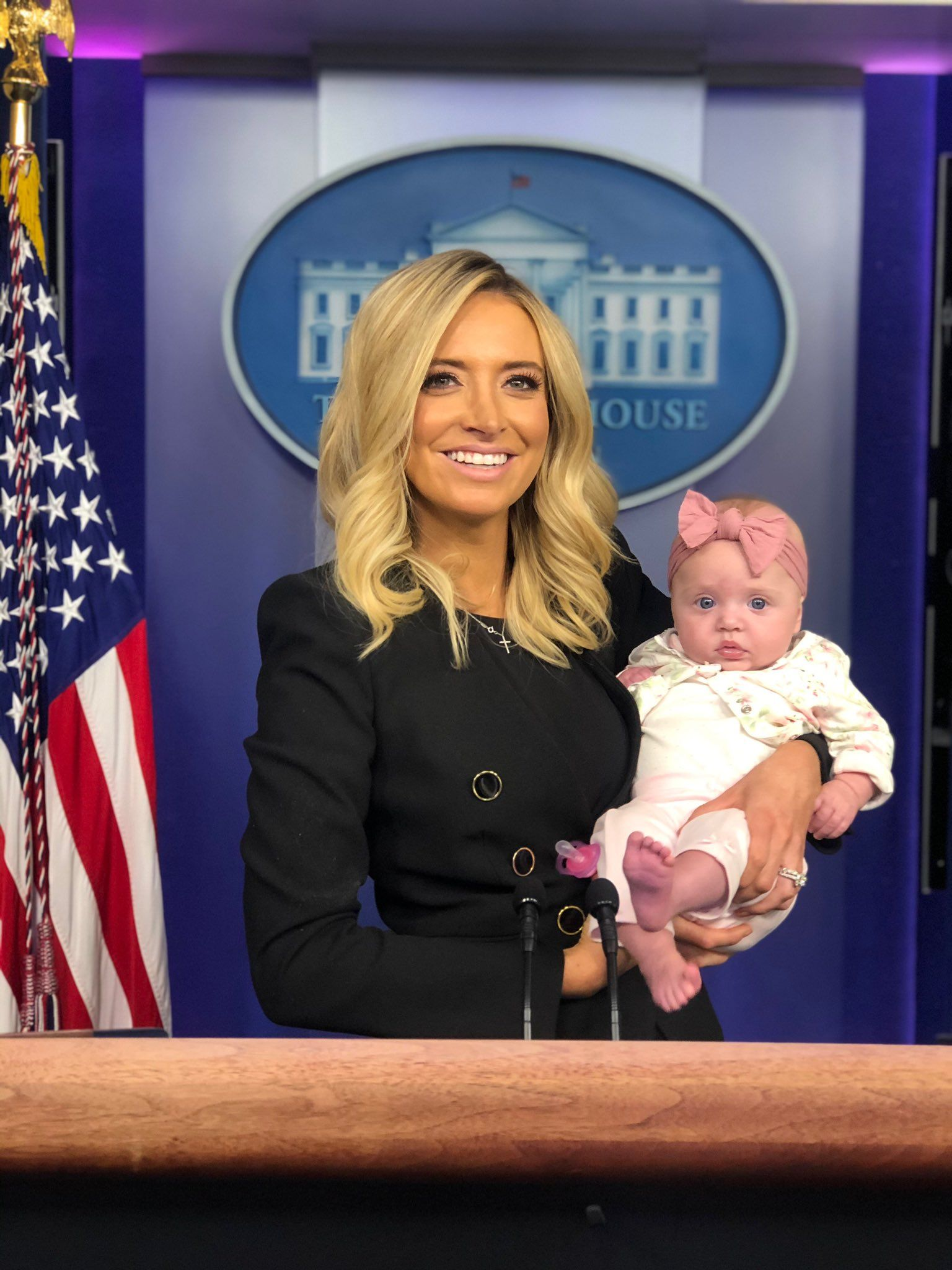 Kayleigh Mcenany Bio Height Weight Age Net Worth Husband Family News In 2020 Kayleigh Mcenany Trump Press Secretary Fit Women