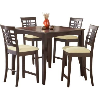 Tiburon counter height dining table set found at jcpenney home tiburon counter height dining table set found at jcpenney workwithnaturefo