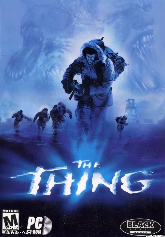 imagen The Thing La Cosa [Español] [Full] [Mega]