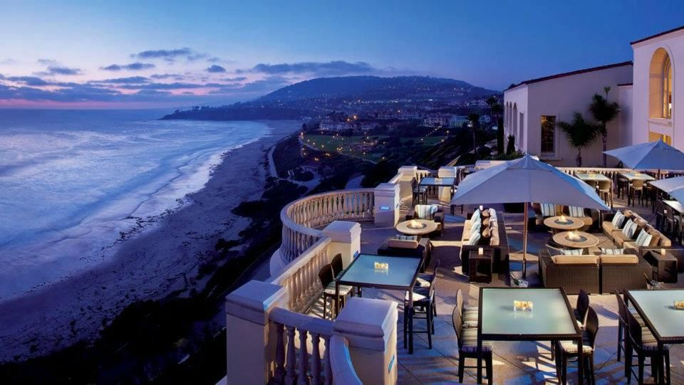 Southern California Luxury Resorts: Laguna Niguel Dana Point .California Lounge At The Ritz