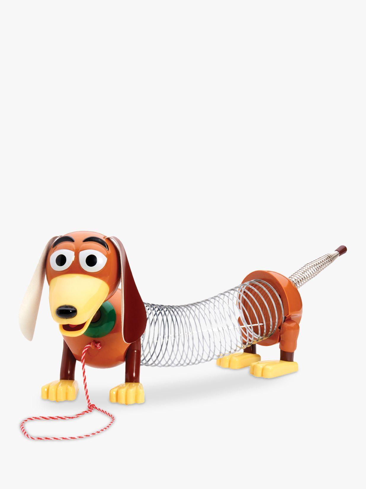Amazon Com Disney Pixar Toy Story Slinky Dog Jr Toys Games
