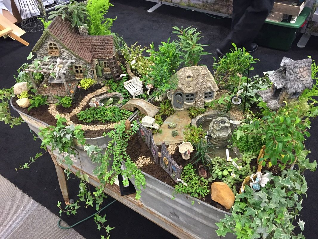 Fairy Garden Village Fairy Garden Supplies Fairy Garden Fairy
