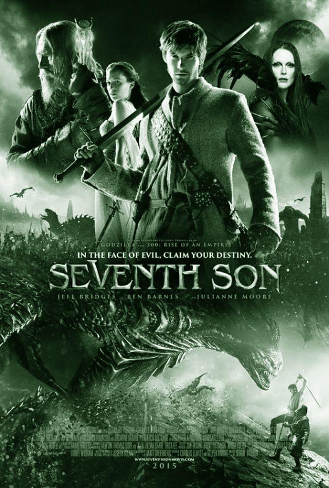 Seventh Son Is Een Brits Amerikaans Canadees Chinese Fantasyfilm Uit 2014 Onder Regie Van Sergei Bodrov De Film Is Gebaseerd Neue Filme Hd Filme Filme Stream