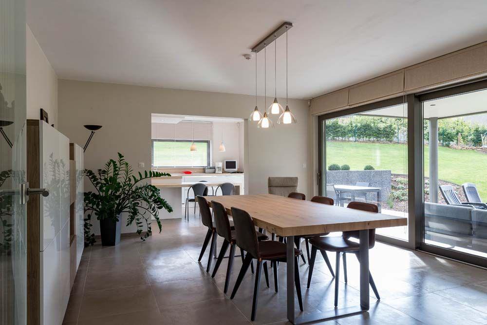 Maison à Heusy   Inspiration - intérieur de maisons contemporaines ...