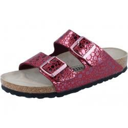 Photo of Birkenstock Arizona Bs schmale Weite metallic stones port Birkenstock