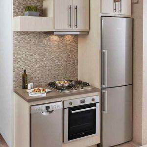 Slimline Appliances For Small Kitchens | tiny homes | Pinterest ...