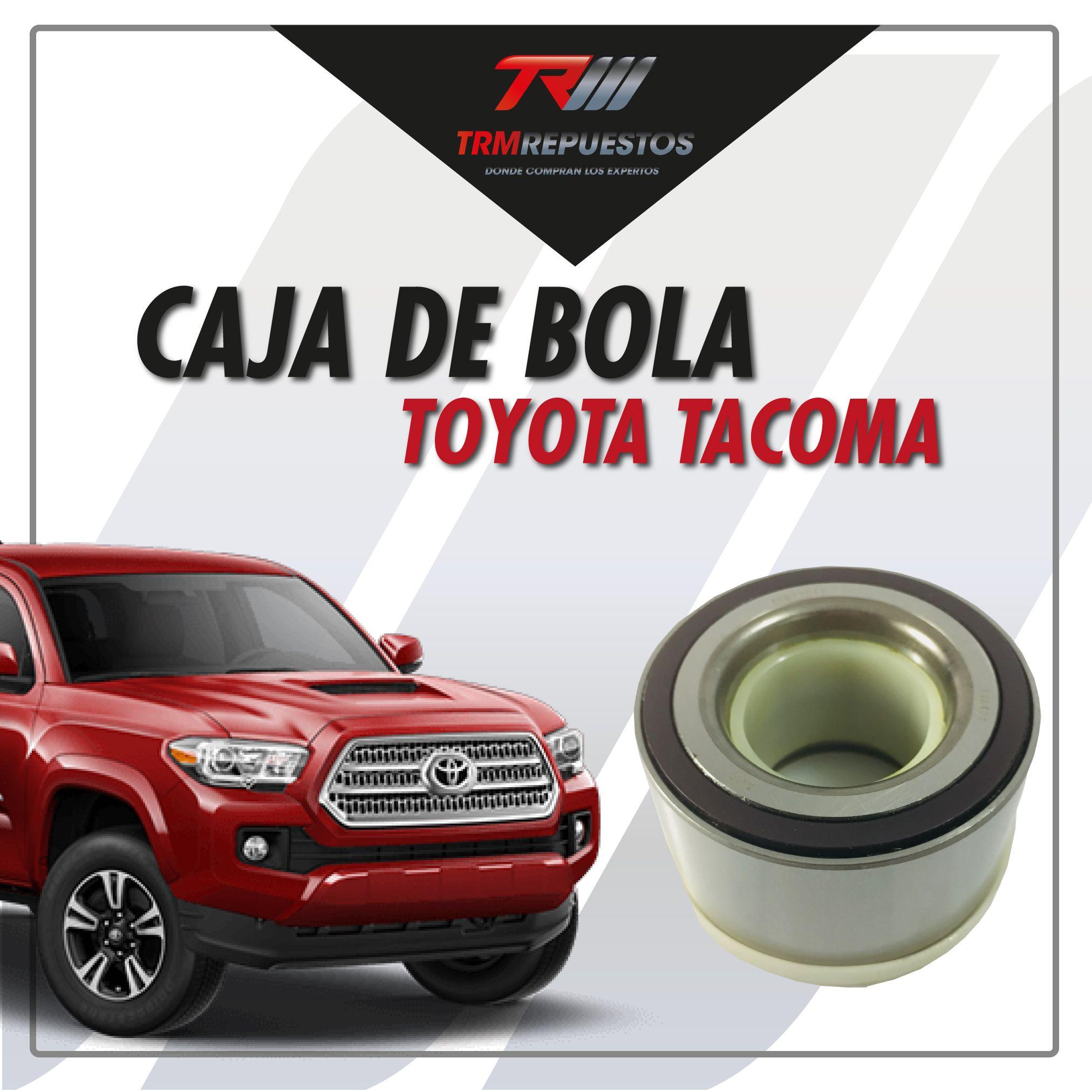 Tread Toyota Tacoma Somos Trm Repuestos Srl Donde Compran Los