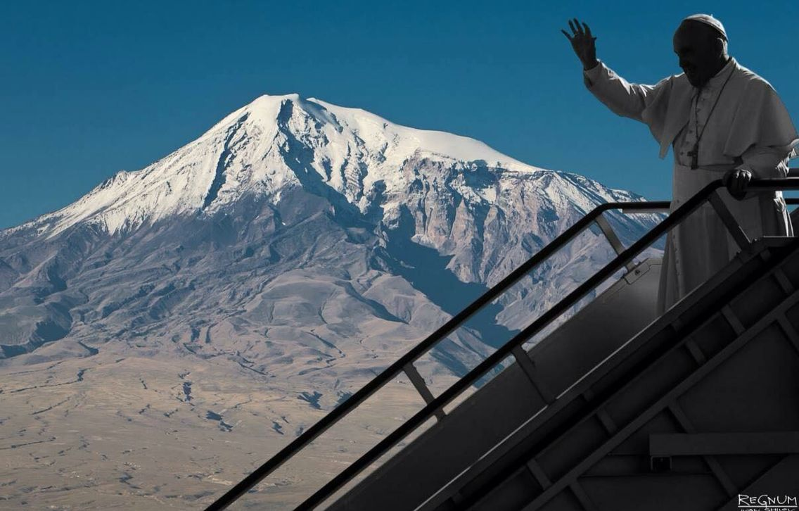 Pope Francis in Armenia