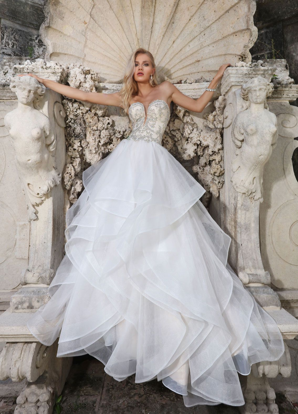 Style ashley u justin bride wedding dress pinterest